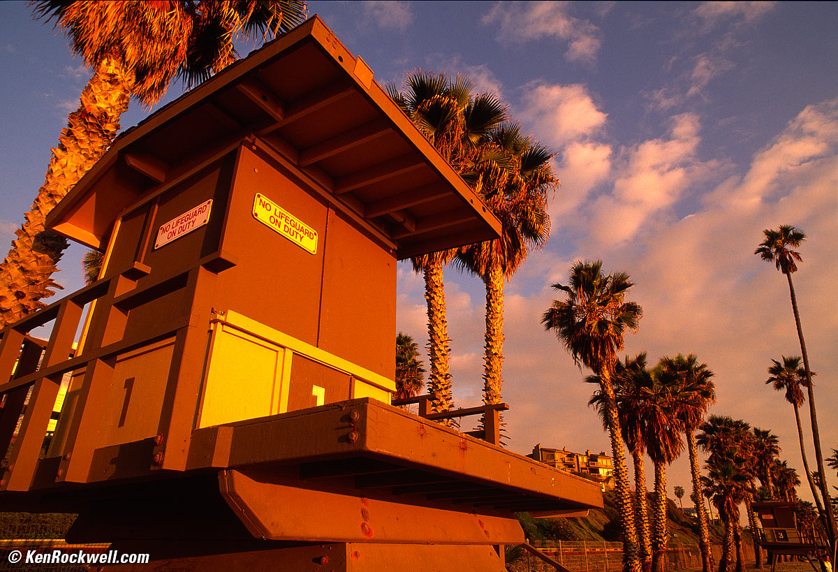 San Clemente Lifeguard Shack
